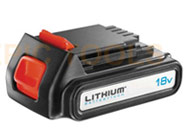 BLACK & DECKER GTC650 battery
