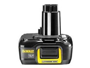 DEWALT DE9140 battery
