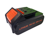 Terratek FUT18V01-3 And TT18VKIT-3 Battery