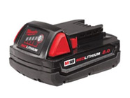 MILWAUKEE HD18PP2A battery