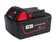 MILWAUKEE HD18AG-0 battery