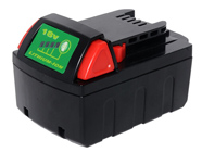 MILWAUKEE HD18CS battery