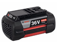Bosch rotak 37 lawn mower battery