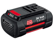 Bosch GSA 36 V-LI battery