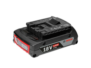 Bosch GDS 18V-EC 250 battery