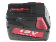 MILWAUKEE V18CS battery