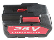 MILWAUKEE V28MS battery